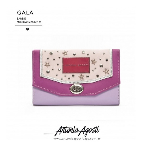 Billetera #gala - Antonia Agosti