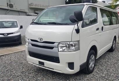 Toyota Hiace 4x4 Mecanica