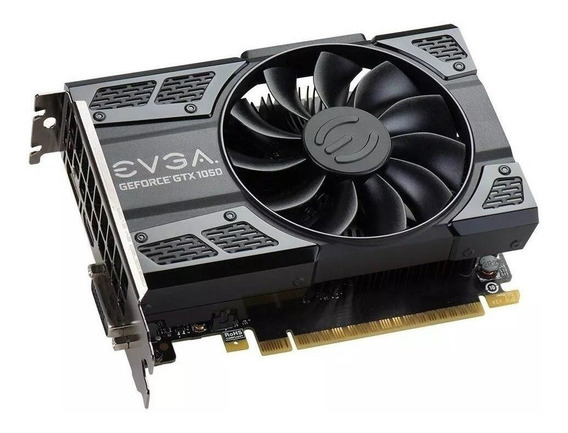 Placa De Video Geforce Gtx 1050 2gb Evga - Gamer - Hdmi - U S A - Garantía