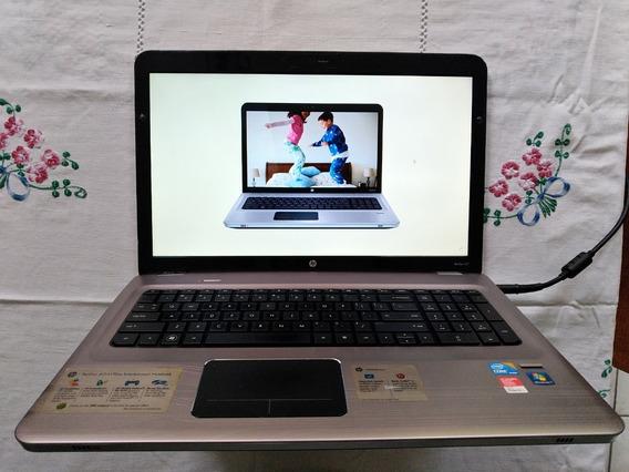 Notebook Hp Dv7 Core I7, 17.3