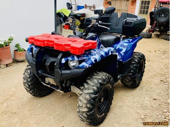 Yamaha Yfm 700 4x4 Yfm 700 4x4