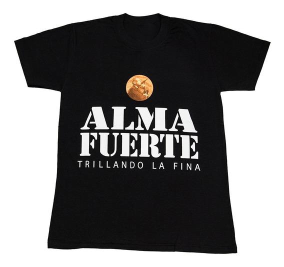Remera Almafuerte - Trillando La Fina - Iorio V8 - Envios