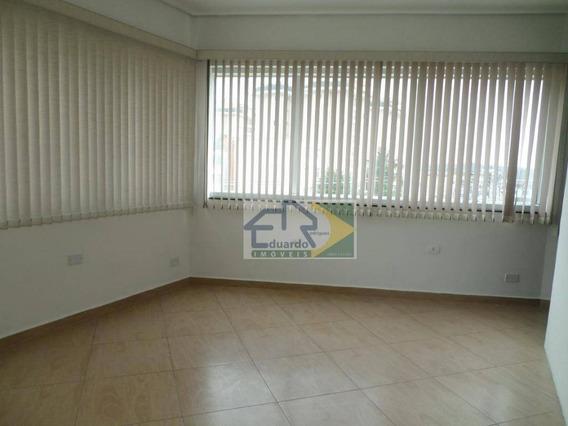 Sala Para Alugar, 42 M² Por R$ 900/mês - Parque Suzano - Suzano/sp - Sa0054