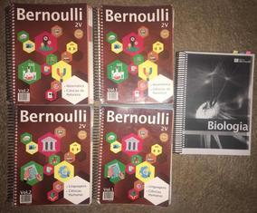 Apostila Bernoulli 2v + Apostila De Exercícios Bernoulli