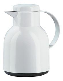 Emsa Garrafa Térmica De 1 Litro Brilhante Samba Emsa Branca