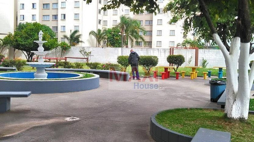 Apartamento À Venda, Jaguaribe, Osasco. - Ap0462