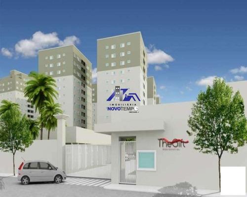 Apartamento A Venda Em Araçatuba Com 2 Dorms E 2 Vagas - Ap01073 - 69402117