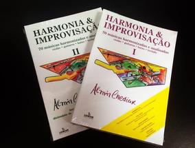 Harmonia E Improvisação - Vol. I E 2 Juntos - Almyr Chediak