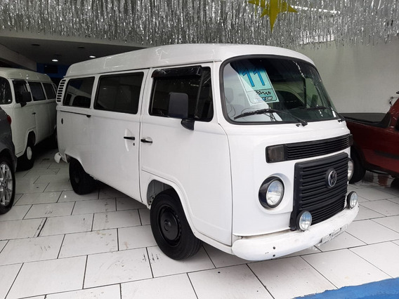 Volkswagen Kombi 1.4 Mi Std 8v Flex 3p Manual