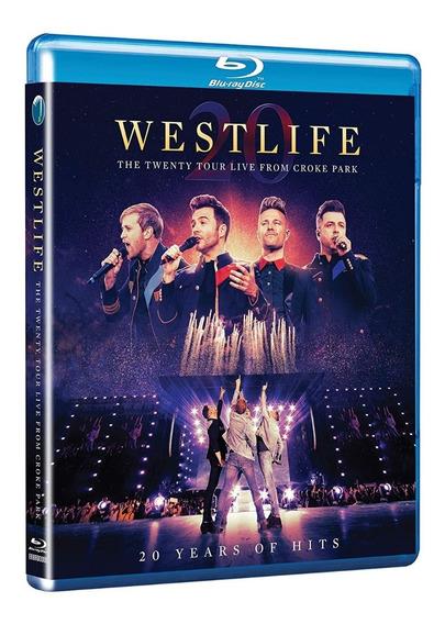Westlife The Twenty Tour Live Blu-ray Nuevo Original Import