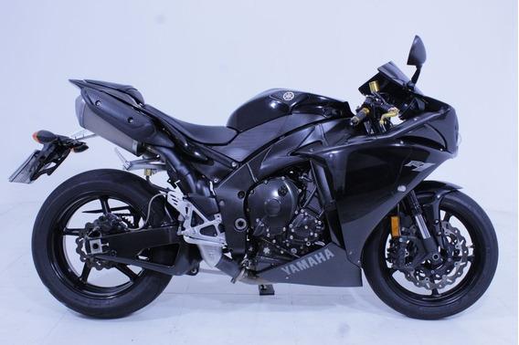 Yamaha Yzf R1 2010 Preta