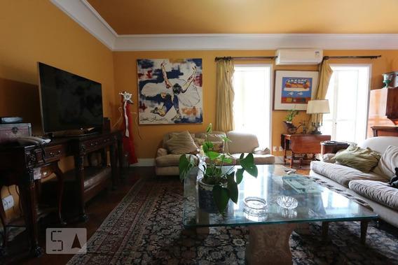 Apartamento No 4º Andar Com 4 Dormitórios E 4 Garagens - Id: 892926012 - 226012