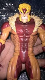 Dente De Sabre Sabretooth Marvel Select