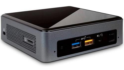 Imagen 1 de 9 de Mini Pc Htpc Intel 5 8gb 128gb Ssd Usb Hdmi Lan Wifi Bagc