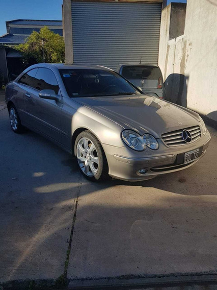Mercedes-benz Clk 3.2 Clk320 Elegance At