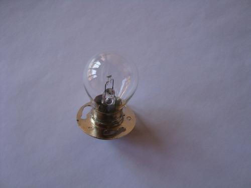 Lámpara 6 V 2,75 A Con Aro