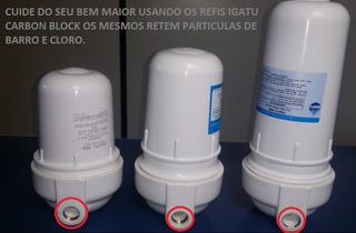 Filtro Igatu Bebedouro Industrial Caixas Pias Chuveiros