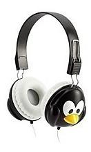Audífonos Para Niños Griffin Penguin Kazoo Myphones Kids