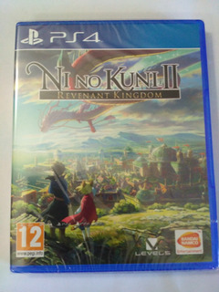 Ni No Kuni Ii Revenant Kingdom Ps4 Nuevo Sellado