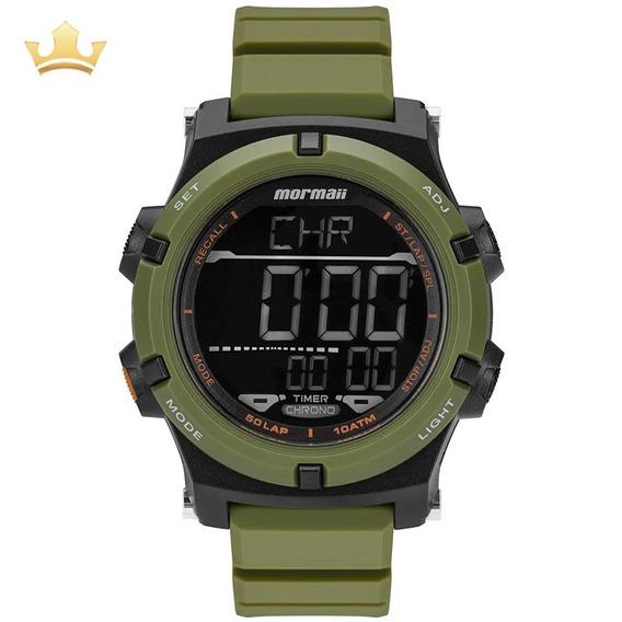 Relógio Mormaii Masculino Mo1192ad/8v Com Nf