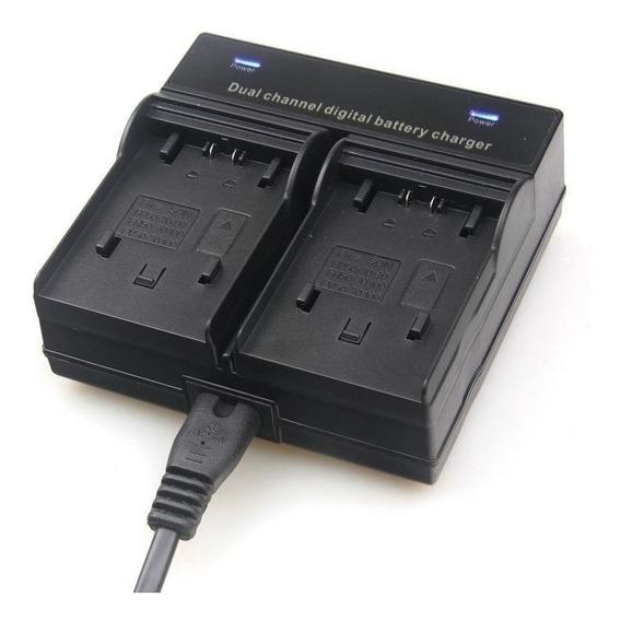 Carregador De Bateria P Sony Np-fp30 Np-fp50 Np-fp70 Np-fp90