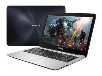 Asus Notebook 8 Gb Memoria Ram, Hd 1 Tb. Semi Novo,pouco Uso