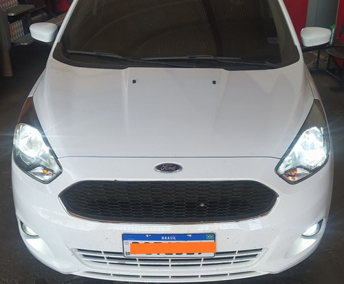 Imagem 1 de 8 de Ford Ka 2017 1.5 Sel Flex 4p