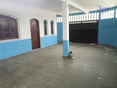 Casa À Venda, Vila Guilhermina, Praia Grande, Lado Praia - Ca0054