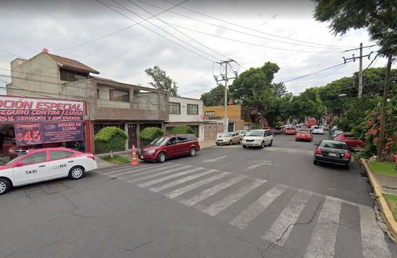 Mm Casa En Venta En La Colonia Educacion, Coyoacan, Cdmx