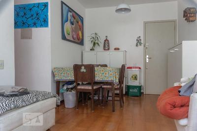 Apartamento No 4º Andar Mobiliado Com 1 Dormitório E 1 Garagem - Id: 892929431 - 229431