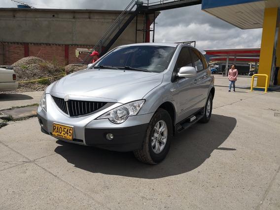 Ssangyong Actyon Gasolina G23 4x4 F.e.