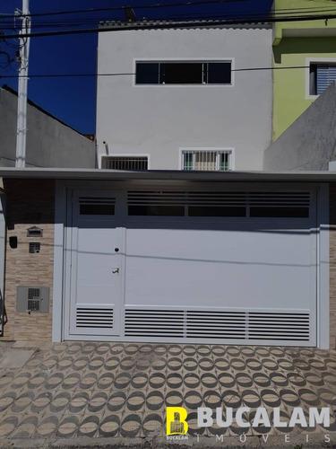 Imagem 1 de 15 de Linda Casa Para Venda No Jardim Record - 4435-rm
