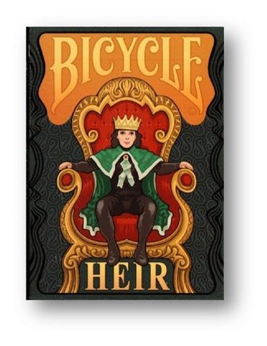 Baraja De Cartas Bicycle Heir