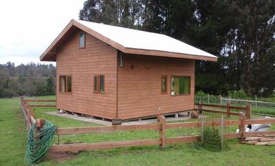 Casa En Parcela De Agrado De 1.5 Hás