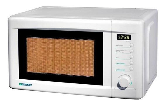 Microondas Philco MPD8620N blanco 20L 220V