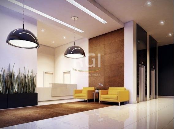 Flat Em Centro Com 1 Dormitório - Bt9187