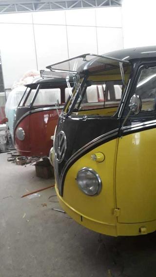 Volkswagen Kombi Camper Antiga Corujinha Luxo 1200 1300 1500