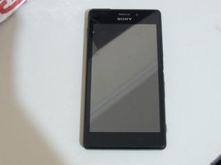 Celular Barato P/ Usar Peças Ou Reparo Sony Xperia M2 Aqua