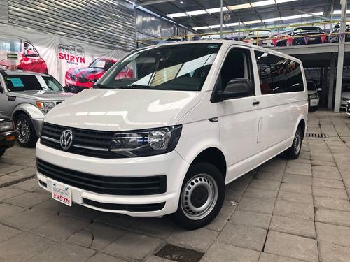 Imagen 1 de 13 de Volkswagen Transporter Td 9 Pas 2016