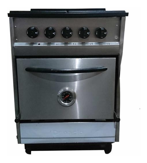 Cocina Depaolo Mini 570 Nueva Con Golpe Lateral