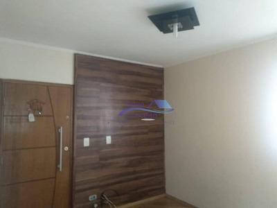 Apartamento Com 2 Dormitórios Para Alugar, 46 M² Por R$ 900/mês - Parque São Lucas - São Paulo/sp - Ap0143