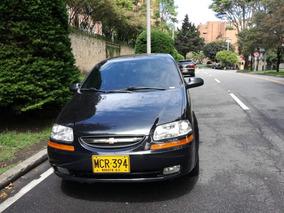 Chevrolet Aveo Famili, Cuatro Puertas O Sedan Modelo 13