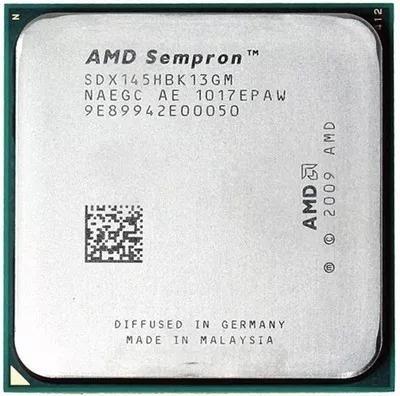 Processador Amd Sempron 145 2.8ghz Com Cooler E Dissipador