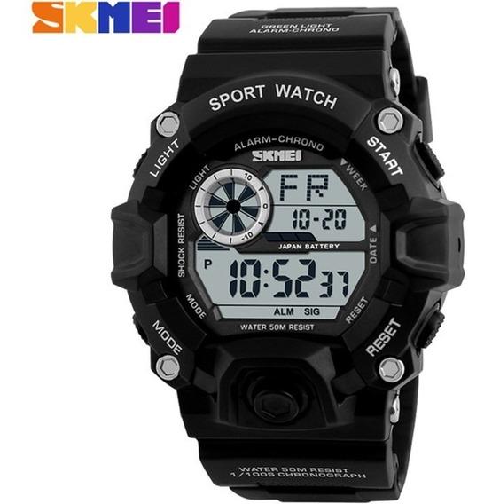 Relógio G Shock Skmei 1019 Masculino Prova De Água + Frete