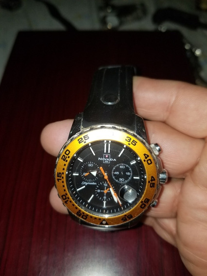 Reloj Nivada Skymaster Cronografo (usado) Caballero
