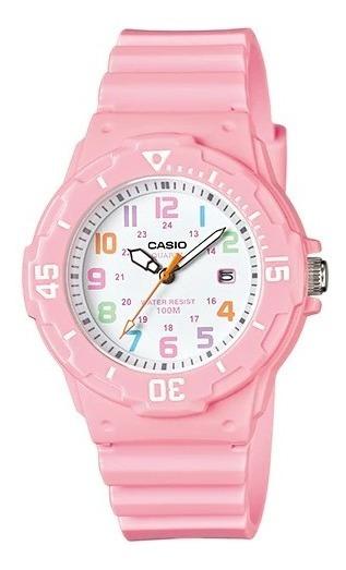 Reloj Casio Analogo Lrw-200h-4b2v Mujer Ghiberti