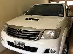 Toyota Hilux 3.0 Cd Srv Cuero Automatica 171cv 4x4 2014