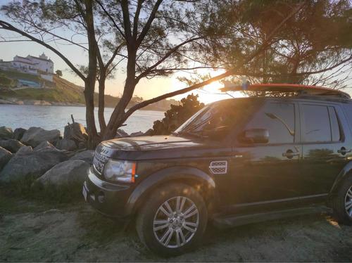 Imagem 1 de 7 de Land Rover Discovery 2011 3.0 Tdv6 Se 5p