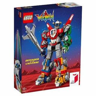 Disponible!!! Lego Ideas Voltron 21311. 2321 Piezas