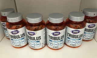 Tribulus Nowsports 1000mg 90tabs Importado Original + Brinde